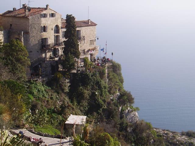 Vue d' eze village