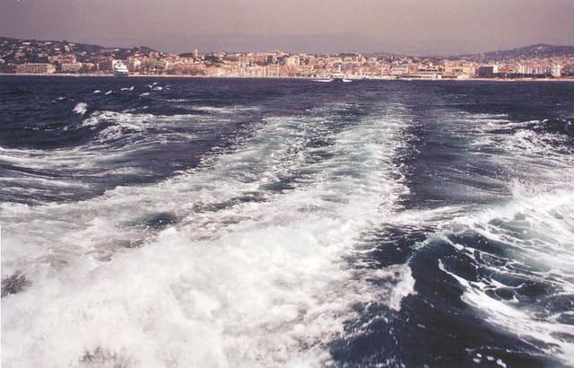 Vue de Cannes