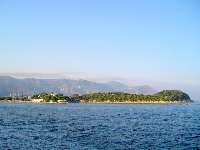 Vue de la mer