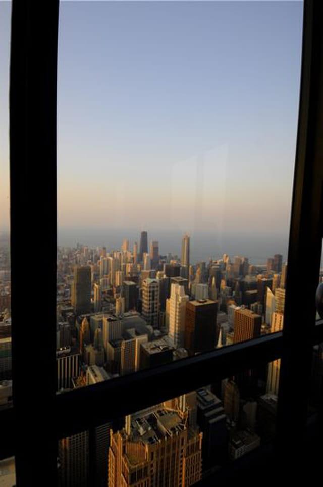 Vue de la Sears Tower