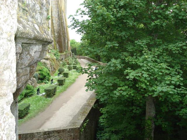 Vue de Mont St Michel