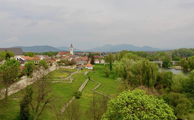 vue de Sárospatak