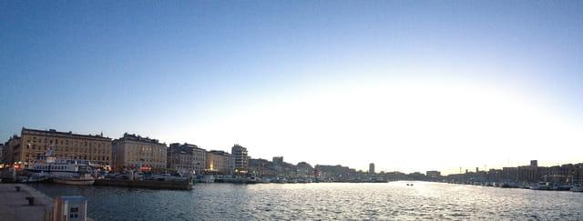 vue panoramique Marseille