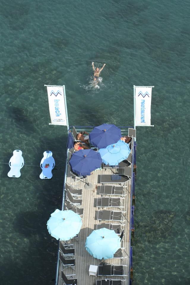 Vue plongeante - Sorrento 2007