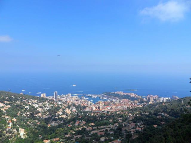 Vue vers Monaco (1)