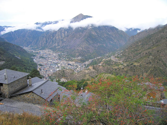 Vues panoramiques Andorre (1)