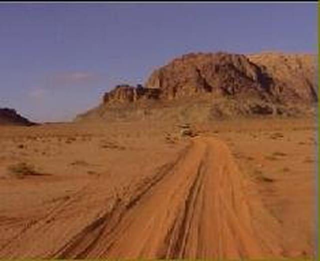 Wadi-rum (jordanie)