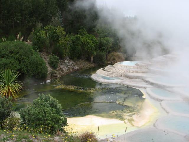 Wairakei terrasses