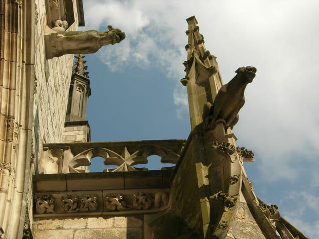 Wc des batisseurs de cathédrale