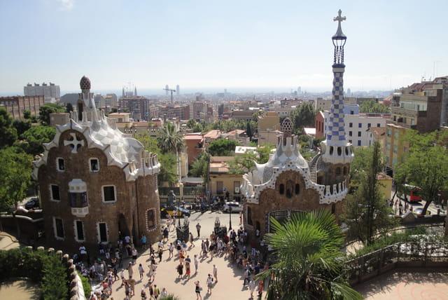 Week end à Barcelonne