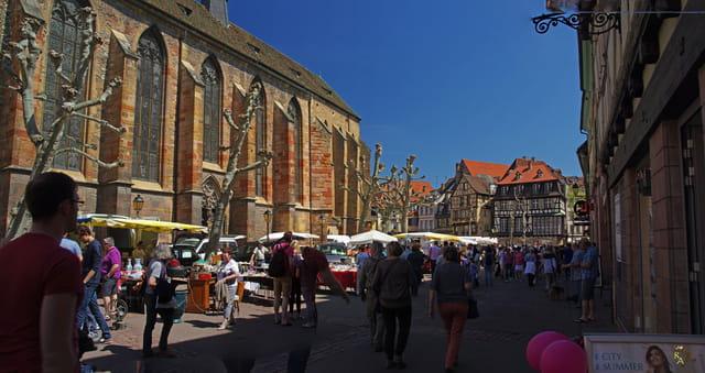 Week-end à Colmar