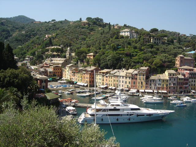 Week end à portofino