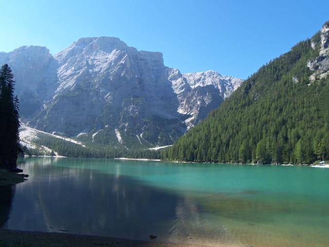 week-end dans les Dolomites