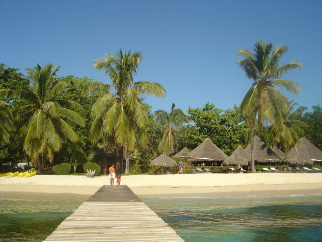 Welcome to Paradise ... Sainte Marie