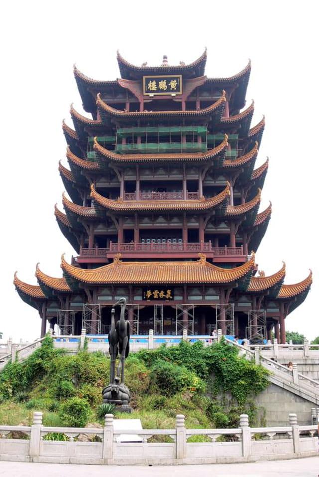 Wuhan - pagode
