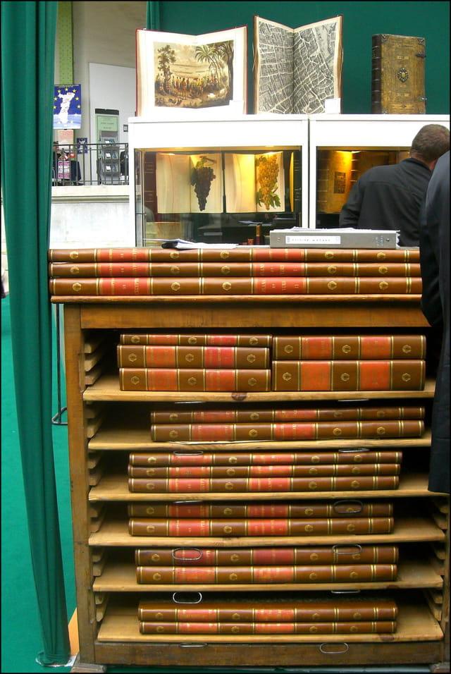 XXe Salon international du livre ancien et de l'estampe 2008