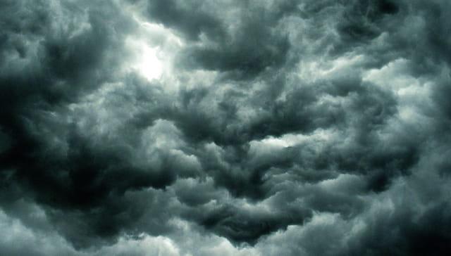Y'a de l'orage dans l'air