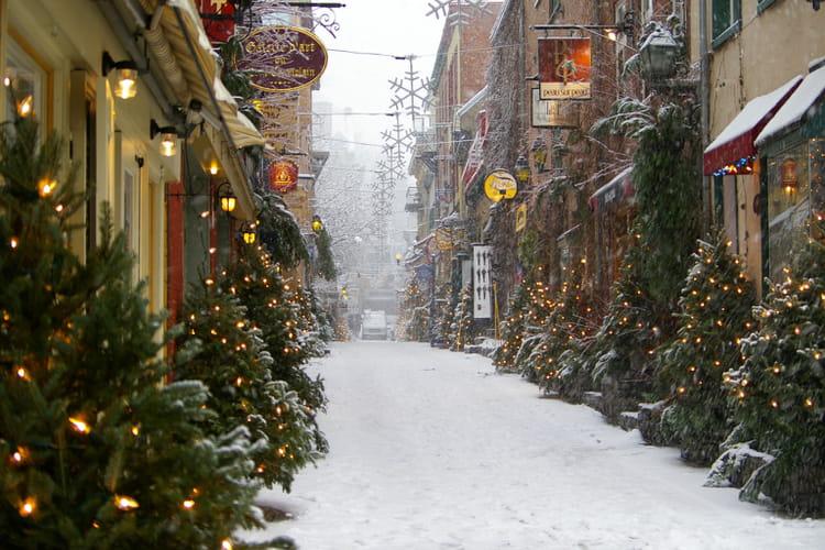 La neige qui tombe par Yves FORGUES sur L'Internaute