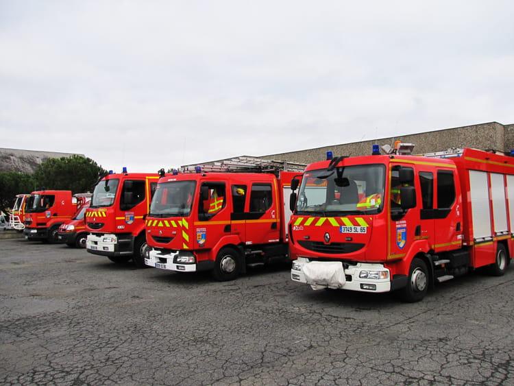 Camions de pompiers par jean marc puech sur l 39 internaute - Image camion pompier ...