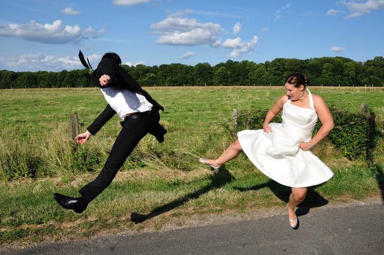 photo de mariage insolite par nicolas darmon sur linternaute