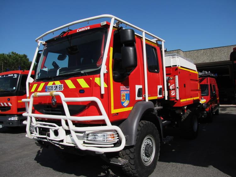 Camion de pompiers par jean marc puech sur l 39 internaute - Image camion pompier ...