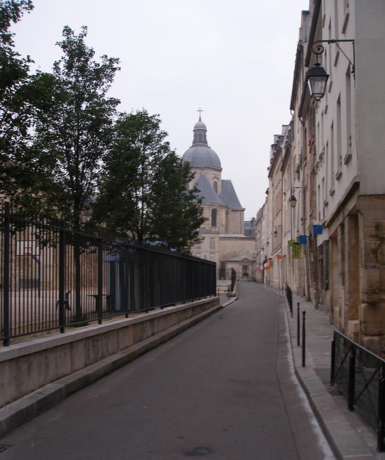 Rue des jardins saint paul par alain roy sur l 39 internaute for Jardin 122 rue des poissonniers