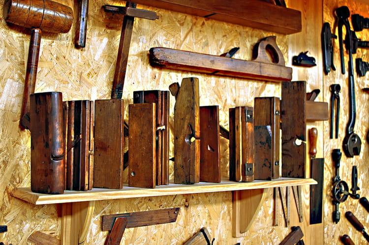 Vieux outils par serge agombart sur l 39 internaute - Outil de menuisier ...