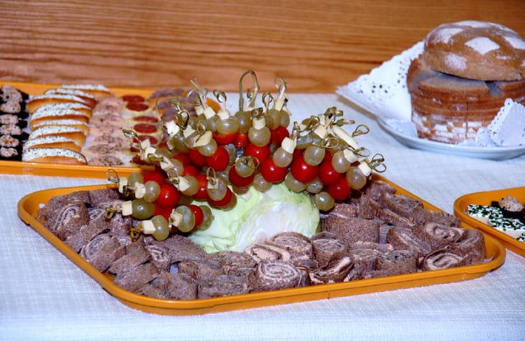 Buffet froid par pierre dilichen sur l 39 internaute - Presentation buffet froid deco ...