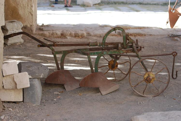 outil agricole ancien par genevieve lapoux sur l u0026 39 internaute