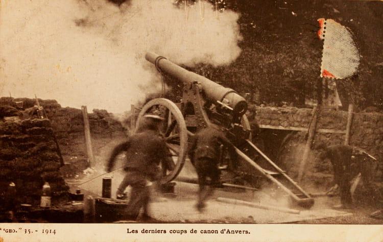 1914 derniers coup de canons d 39 anvers par beno t verner sur l 39 internaute - Le classement des 12 coups de midi ...