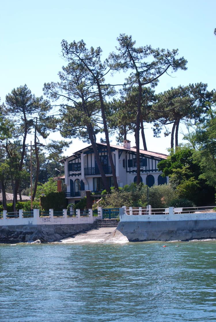 maison du bassin d arcachon par genevieve lapoux sur l internaute