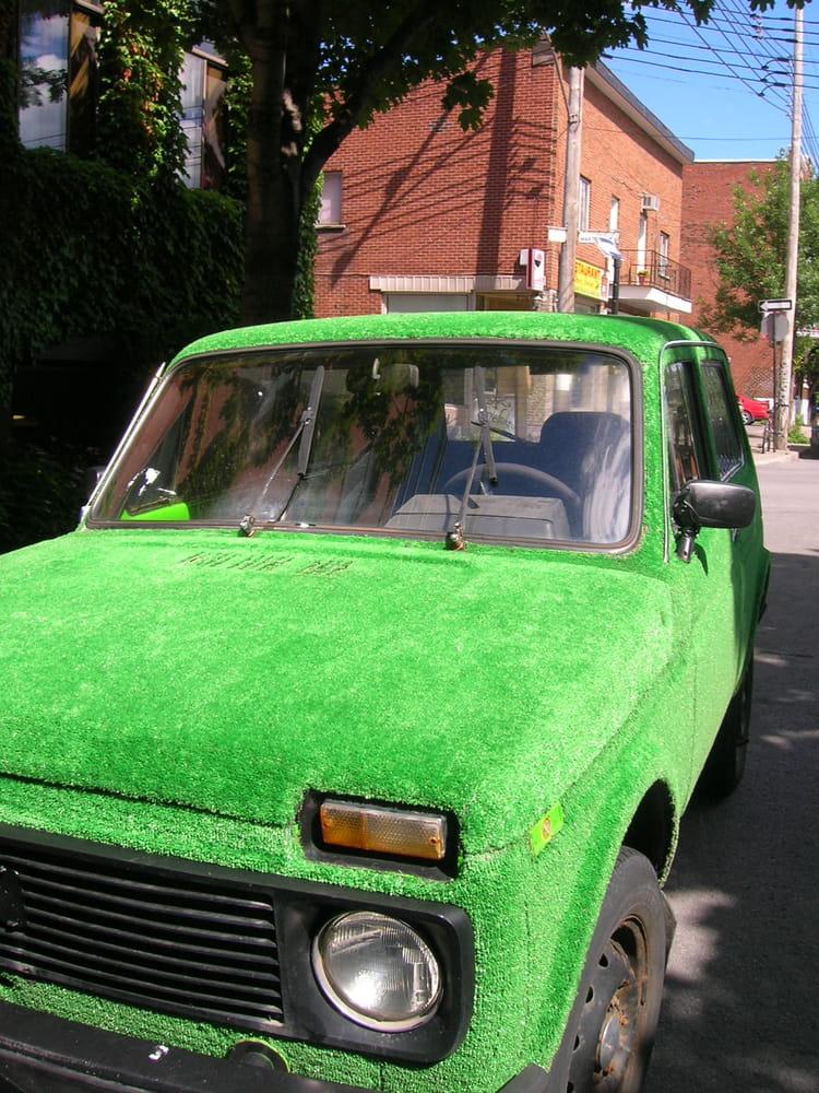 voiture verte par marc faucheux sur l 39 internaute. Black Bedroom Furniture Sets. Home Design Ideas