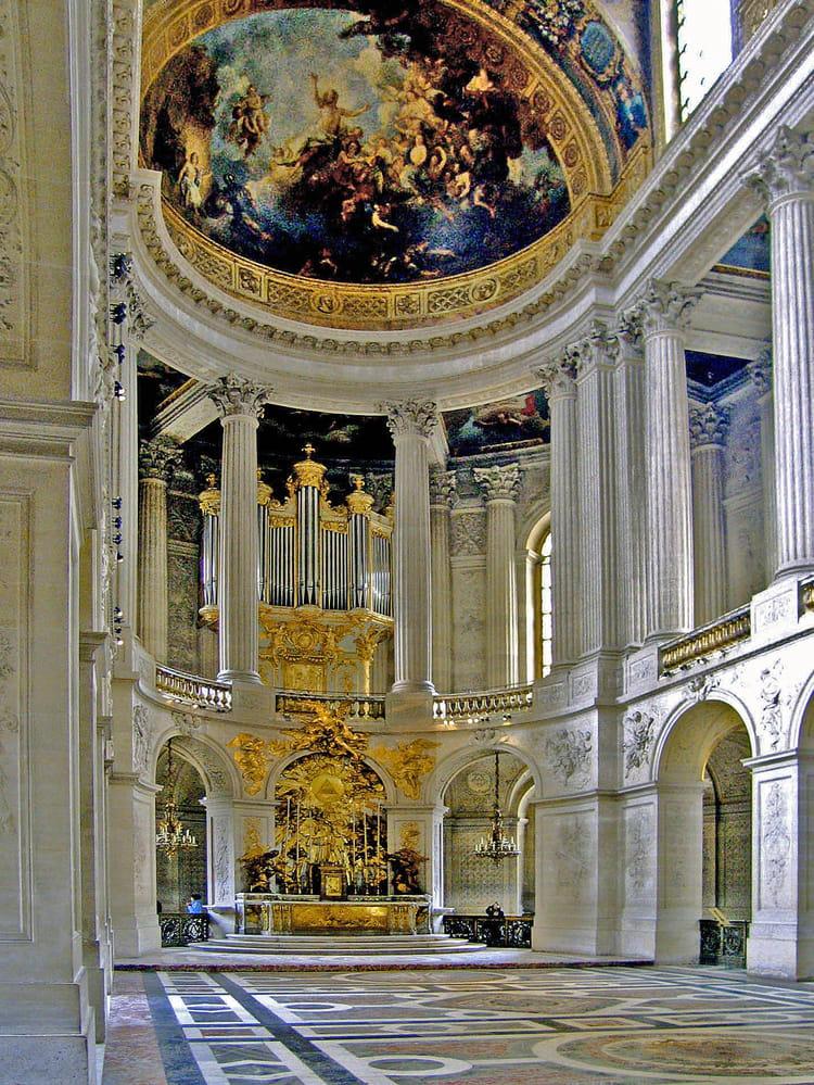 chapelle royale l 39 orgue clicquot par jean claude allin sur l 39 internaute. Black Bedroom Furniture Sets. Home Design Ideas