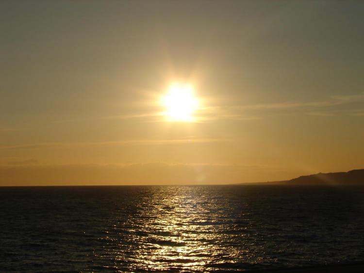 Coucher de soleil sur marseille par j jacques boyer sur l 39 internaute - Coucher de soleil marseille ...