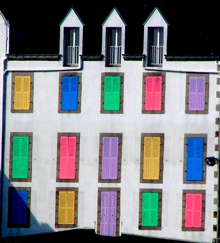 Couleur en fa ade par thierry solarek sur l 39 internaute for Facade en couleur