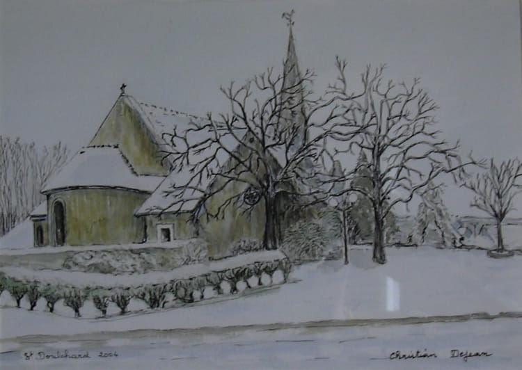 Eglise de saint doulchard par christian dejean sur l 39 internaute - Meteo st doulchard ...