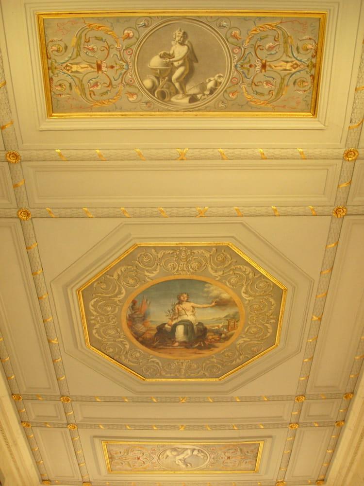 Galerie v ro dodat par alain roy sur l 39 internaute - Retouche peinture plafond ...