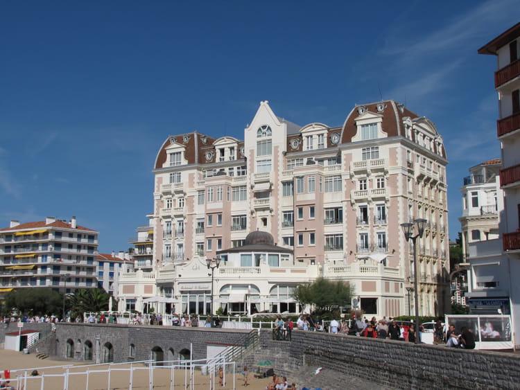 hôtel de luxe saint jean de luz