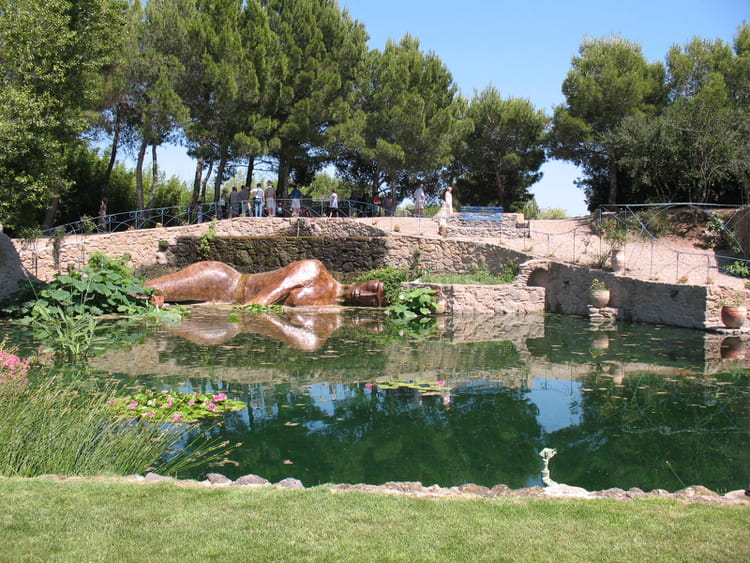 Jardin de saint adrien par gerard chapelle sur l 39 internaute - Jardin de saint adrien ...