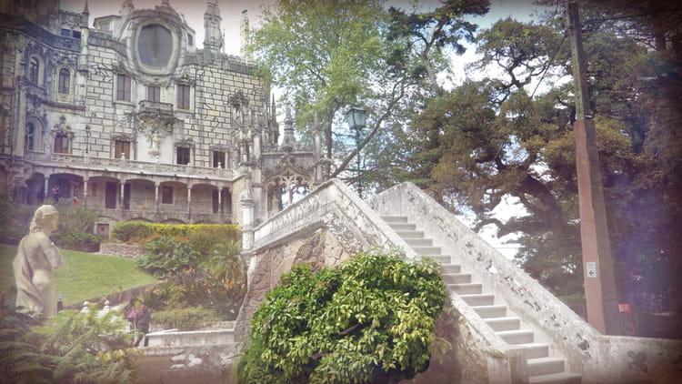 Jardin de sintra au portugal par laurence igot sur l for Jardin a sintra hermes