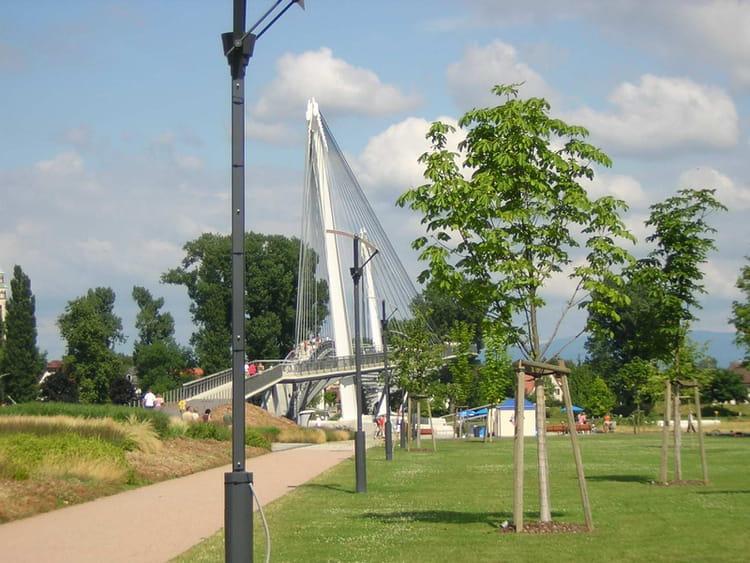 Jardin des 2 rives par jean pierre mura sur l 39 internaute for Jardin des 2 rives strasbourg