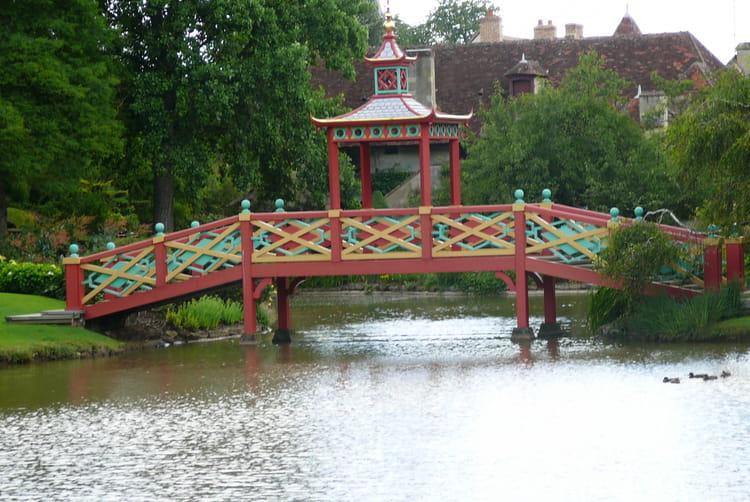 Jardin extraordinaire par bernadette furlan sur l 39 internaute for Jardin extraordinaire