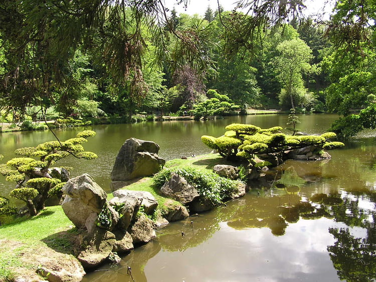 jardin oriental par karine tison sur l 39 internaute
