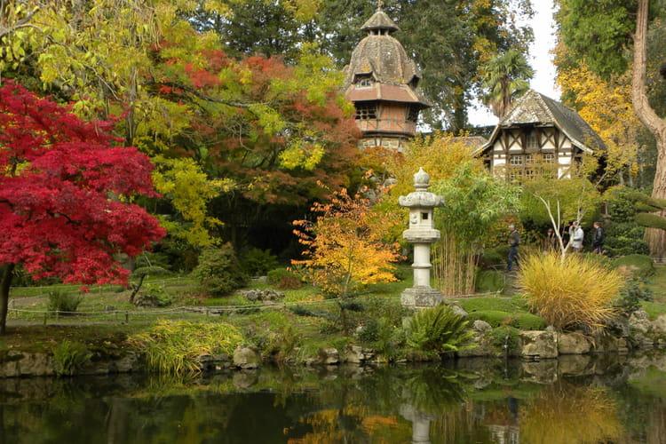 Jardin oriental de maul vrier par jean ren tuaud sur l for Le jardin oriental