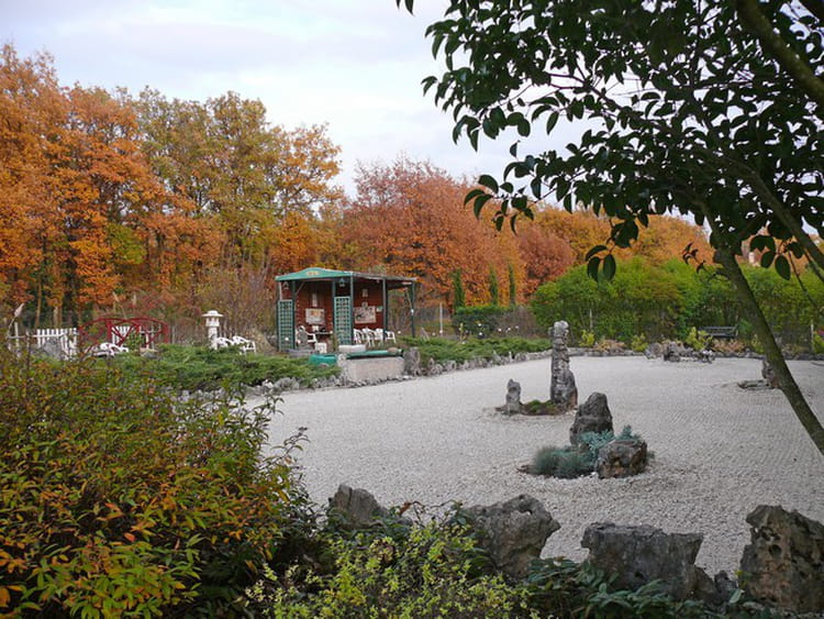 Jardin zen par charles regimbeau sur l 39 internaute - Exemple de jardin zen ...