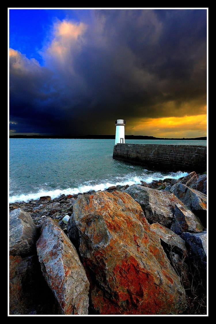 Jet e du port de camaret sur mer par jean marie faure sur - Office du tourisme de camaret sur mer ...