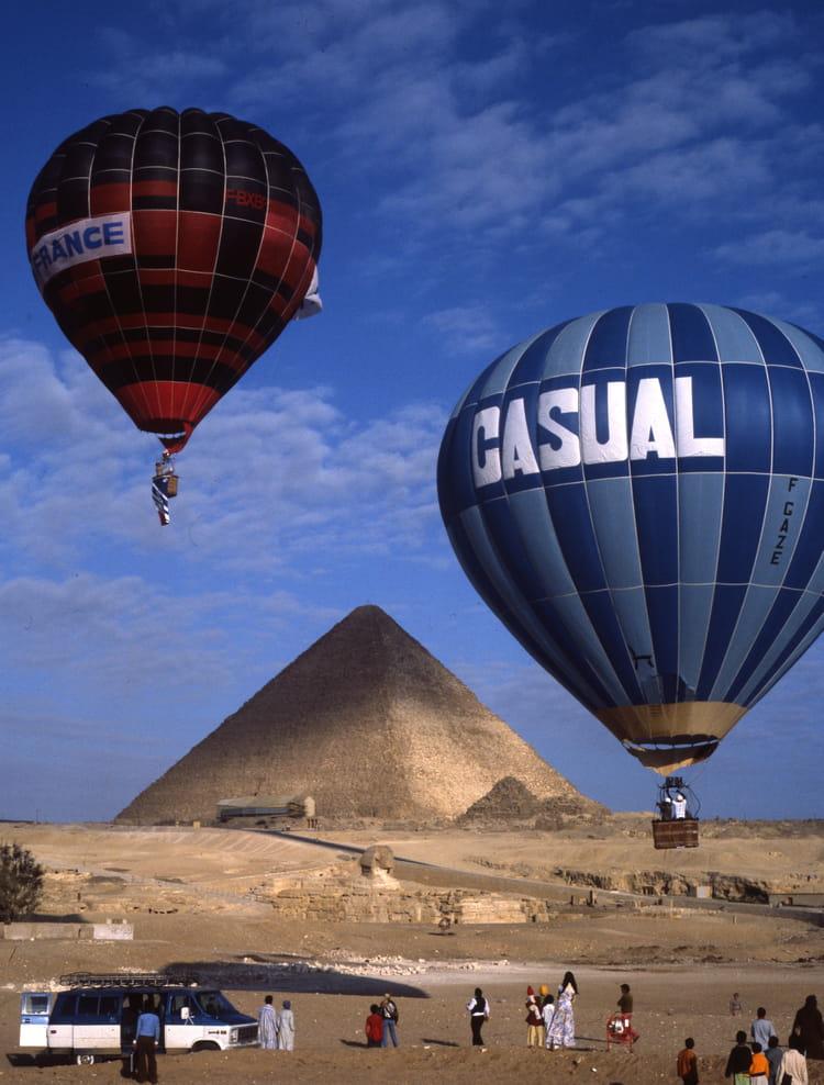 l u0026 39  u00c9gypte en montgolfi u00e8re avec air france par jean fran u00e7ois livet sur l u0026 39 internaute