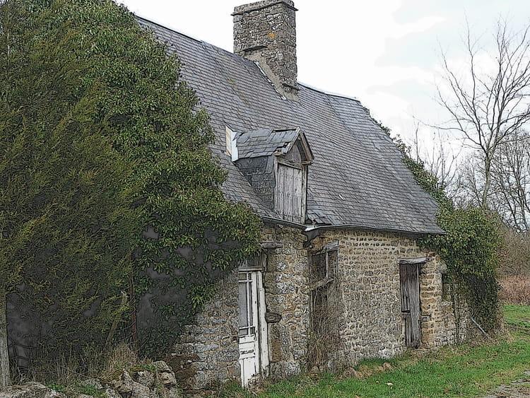 La maison abandonn e par therese rolland sur l 39 internaute - Maison abandonnee en france ...