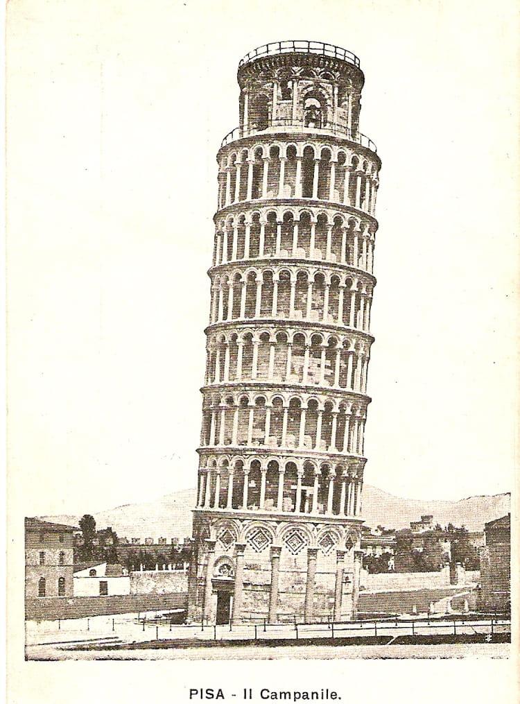 La tour de pise par jean claude audouin sur l 39 internaute - La tour de pise se redresse ...