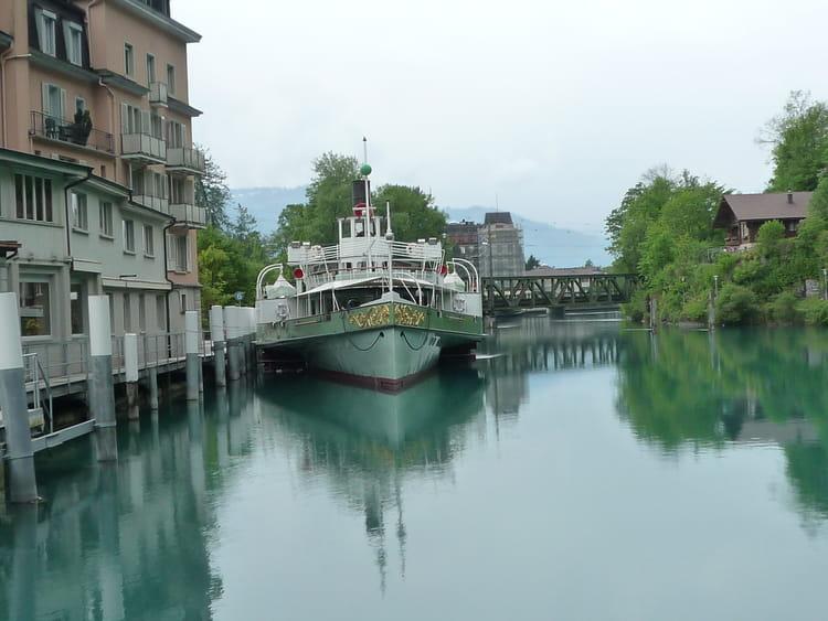 Lac de brienz par josette fagioli sur l 39 internaute - Lac de brienz ...